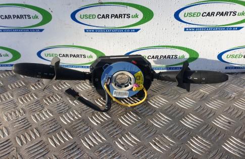 Fiat 500 headlight indicator wiper stalk airabg squib 07356283620