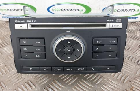 Kia Ceed MK1 CD Player head unit stereo 96160-1H050 Bluetooth MP3