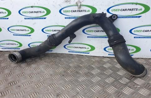 VW Golf MK5 2.0 GT TDI turbo intercooler hose pipes