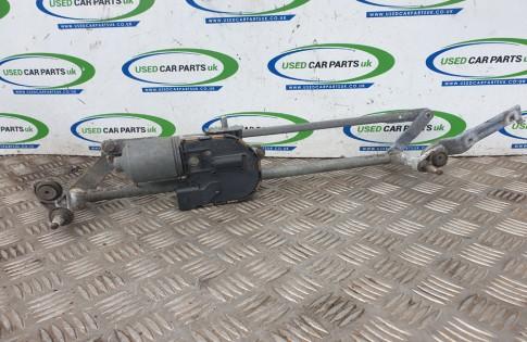 VW Golf MK5 front wiper motor mechanism linkage 1K2955119B 1K2955023D