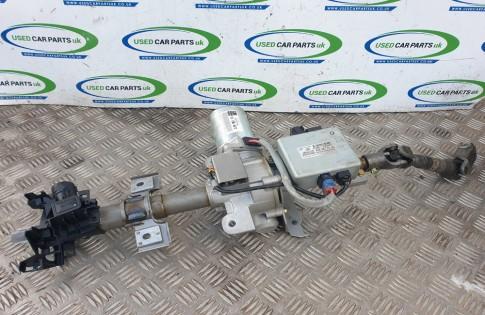 Vauxhall Corsa C electric power steering column pump motor ECU 13136672 13136674