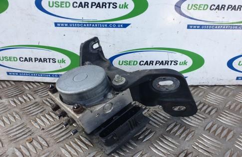 Vauxhall Corsa D ABS Pump ECU Controller 13277812