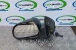 Chevrolet Lacetti 2005-2011 manual door wing mirror passengers front