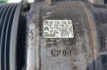 Citroen C4 Cactus air con pump compressor 9675655880 9675659880