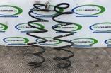 Citroen C4 Cactus back coil suspension springs 1 2 Petrol 2014-2018