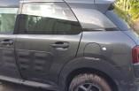 Citroen C4 Cactus door shell passengers rear left Grey