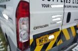 Citroen Relay van rear tail light brake lamp passengers long wheel base 2006-2014