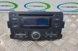 Dacia Sandero CD Player stereo radio 281150954R