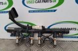 Fiat 500 1.2 petrol injectors engine 2017