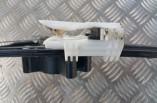 Fiat 500 3 door drivers front window regulator securing clip glass