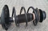 Fiat 500 drivers front suspension spring coil strut