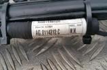 Fiat 500 fuel petrol injector rail AG0114312C