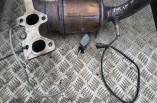 Fiat 500 lambda oxygen sensor grey plug bank 1