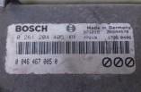 Fiat Brava engine control ECU module 1995-2002 1.2 petrol 0261204405 00464670050
