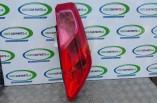 Fiat Grande Punto drivers rear tail light 2007 5 door hatchback (1)
