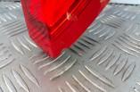 Fiat Grande Punto rear light chip on lens