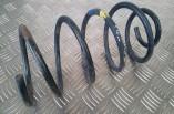 Fiat Grande Punto suspension coil spring rear 2006-2011 1.2 petrol
