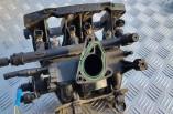 Fiat Punto 1.2 8V inlet intake manifold on engine 188A4000