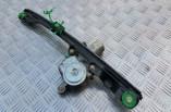 Fiat Punto electric window regulator motor drivers front 5 door 1999-2006