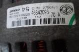 Fiat Punto alternator 1.2 8V 46843093 MS1022118220 1999-2006