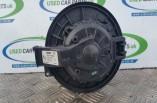 Ford Fiesta 1 6 MK7 heater fan blower motor 2011