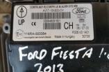 Ford Fiesta Econetic TDCI ECU Lockset 1.6 C1B1 12A650 VA MK7