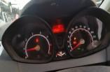 Ford Fiesta 1 6 Zetec S gearbox MK7 mileage