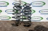 Ford Fiesta MK7 1.0 Litre back suspension coil springs