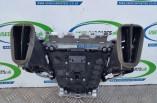Ford Fiesta MK7 1 6 Zetec S stereo controls air vents 20111