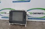 Ford Fiesta MK7 Dash Display Screen Zetec S 2011