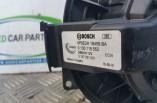 Ford Fiesta MK7 heater blower motor VP8E2H18456BA 0130115552