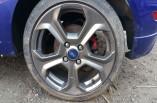 Ford Fiesta MK7 ST-3 Alloy Wheel 17 Inch Grey 5 spoke 2013-2017