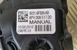 Ford Fiesta 1.4 TDCI accelerator throttle pedal MK7 2008-2017 8V219F836AB