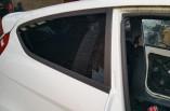 Ford Fiesta Zetec S Black Tinted quarter glass window 3 door 2011