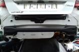 Ford Fiesta rear bumper reinforcement crash bar support beam 2008-2012