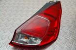 Ford Fiesta rear tail light brake lamp drivers rear 3 door 2013-2017