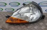 Ford KA MK1 headlight passengers front left side 2005