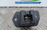 Honda Civic MK8 heater resistor 2006-2012 2.2 CTDI 3G70064752