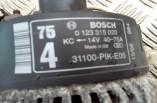 Honda Civic 1.4 alternator 31100-PIK-E05 0123315020 1995-2001