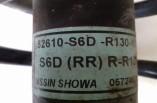 Honda Civic rear shock absorber spring strut leg 2001-2005 1.6 petrol drivers rear