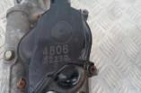 Honda FRV 2004-2009 front wiper motor linkage mechanism