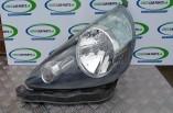Honda Jazz headlight passengers front DSI SE 2006-2009