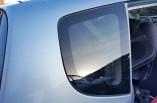 Honda Jazz quarter window glass drivers rear 2006-2008 5 Door