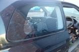 Hyundai Getz quarter window glass drivers rear right 3 door 2003-2010