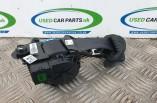 Hyundai I10 2014-2021 drivers rear black seat belt 89820-B90001