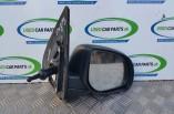 Hyundai I10 manual door wing mirror drivers front 2013