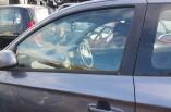 Hyundai I20 2009-2012 door window glass passengers front 3 door