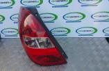 Hyundai I20 2009-2012 rear tail light passengers brake