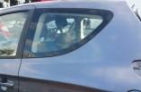 Hyundai I20 MK1 quarter glass window passengers rear 2009-2012 3 door