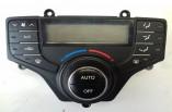 Hyundai I30 Premium heater climate control digital display panel 2007-2011